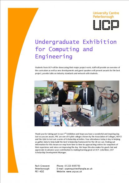Undergraduate Conference for Research and Design in Computing and