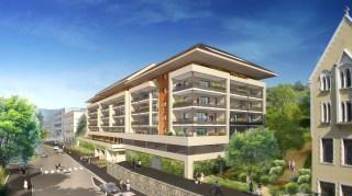 LE MICHEL ANGE | Construction Dalle Pleine – Logements