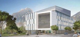 BHT2 MINATEC | Construction Prédalles & Dalles Alvéolaires | Bureaux