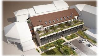 Maison de la Santé | Construction Dalle Pleine | Logements