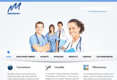 Medispec LTD - Medical Device Manufacturer