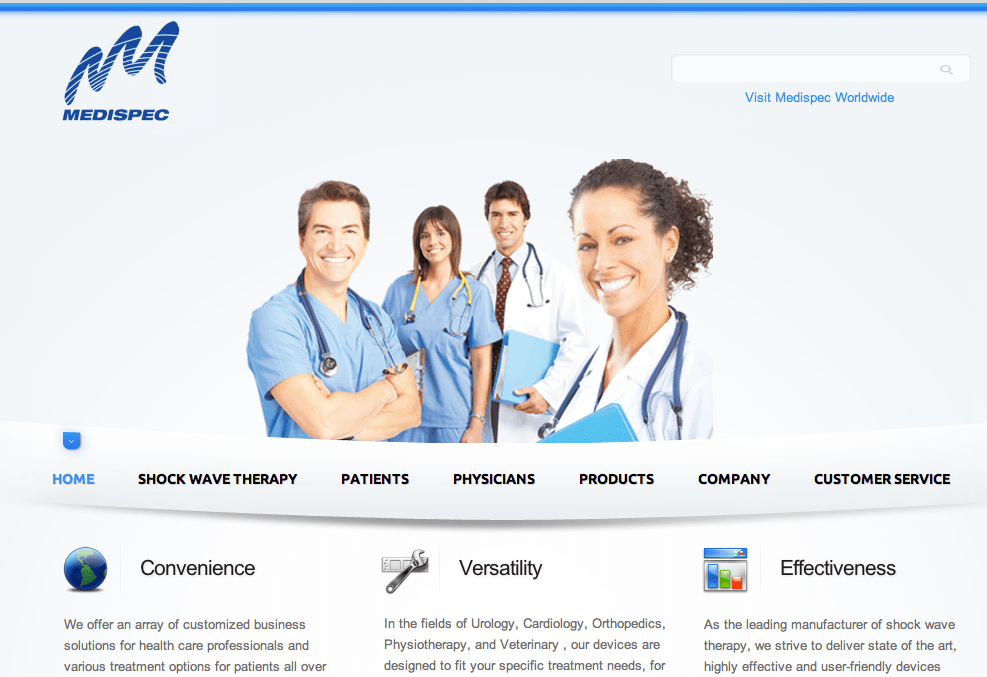 medispec website