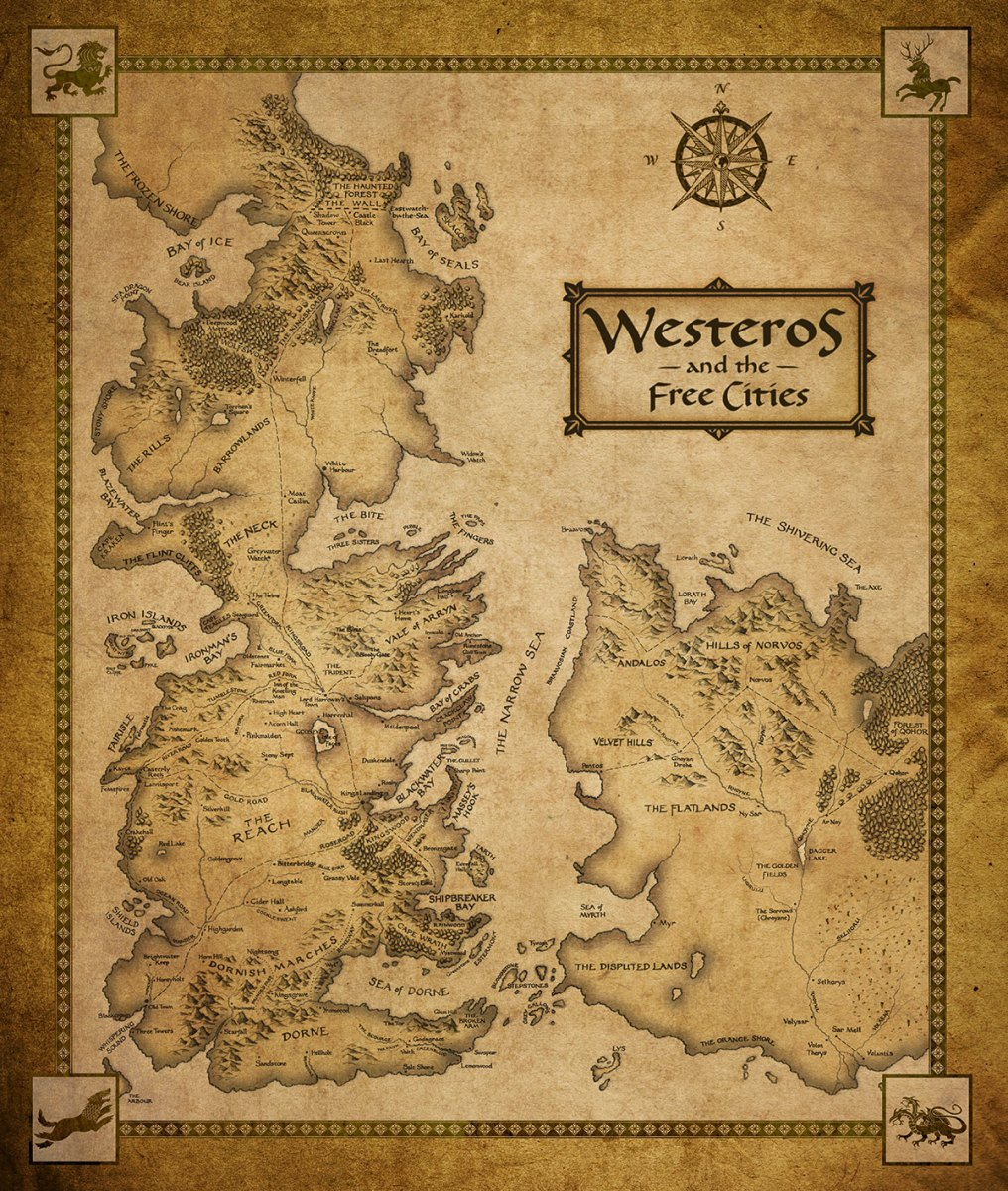 Game of Thrones Refresher Course: The Complex History of Westeros