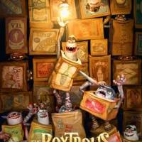 "New Teaser Trailer for ""The Boxtrolls"""