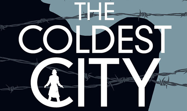 The Coldest City is Coming in August of 2017
