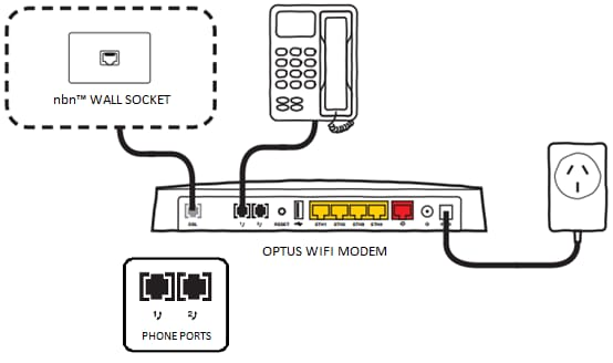 phone wall socket wiring diagram