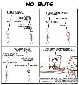 No Buts