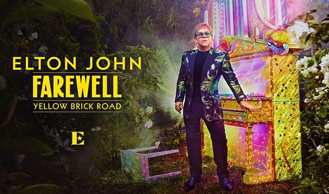 Elton John Oracle Arena and Oakland-Alameda County Coliseum