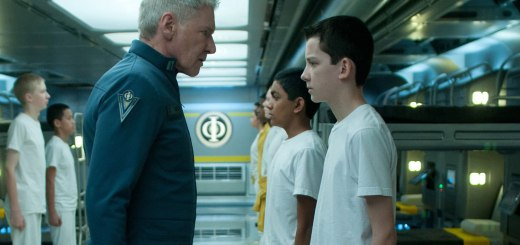 Ender's Game: Image annexed under the Fair Use principle.