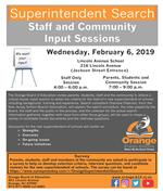 Orange Public Schools / Overview