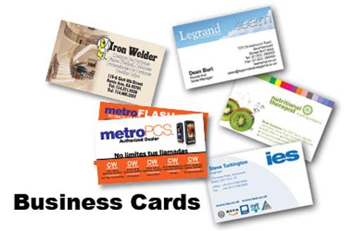 Orange County Print Com OC business card design OC business