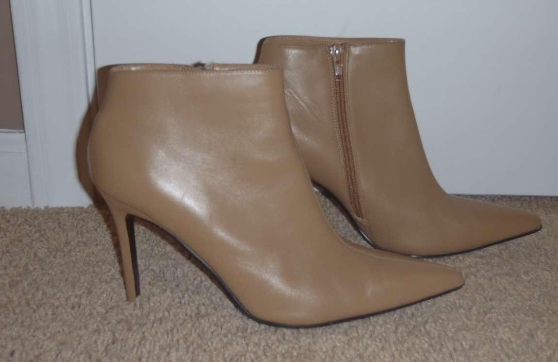 Women39s Ana Black Leather Boots Buffalo Ny Orangedovenet