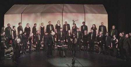 PSU Chamber Choir, Man Choir and Vox Femina perform this weekend.
