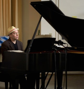 Wayne Horvitz brings his new jazz and poetry project to Eugene and Portland. Photo: Daniel Sheehan.