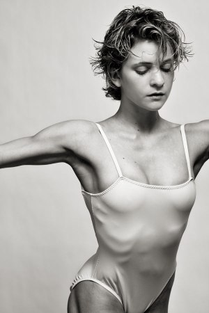 Andrea Parson in 2012 ... (Photo: Paul Thacker)