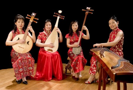 Red Chamber Ensemble performs in Eugene and Portland.