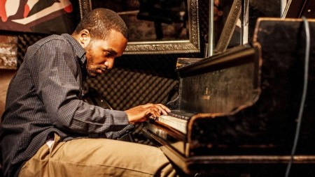 The young pianist and composer Sullivan Fortner, pianist in the Roy Hargrove Quartet, gives a solo performance Thursday at Classic Pianos as part of the biamp.PDX Jazz Festival.