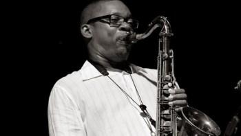 Ravi Coltrane performs at Portland Jazz Festival.