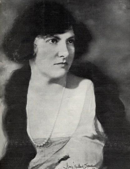marion bauer, 1922