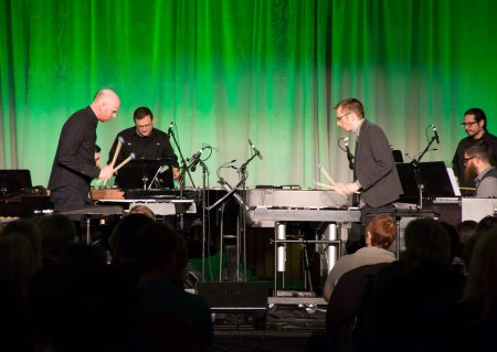 New York's So Percussion performed at Reich-analia.