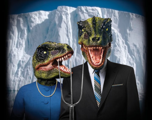 By the skin of our (reptilian) teeth. Photo: David Straub