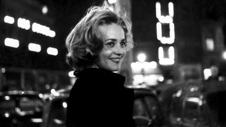 "Jeanne Moreau's star turn in ""Elevator to the Gallows"" launched her film career."