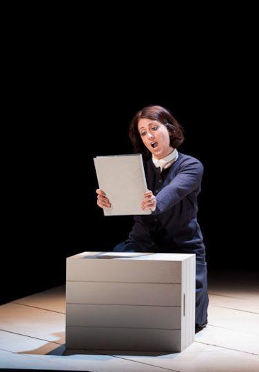 Soprano Ani Maldjian joins Portland Chamber Orchestra this weekend in 'The Diary of Anne Frank.'