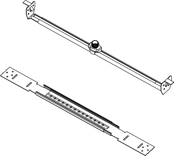 wiring conduit box hangers