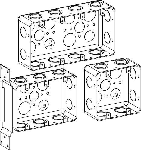 wiring gang boxes