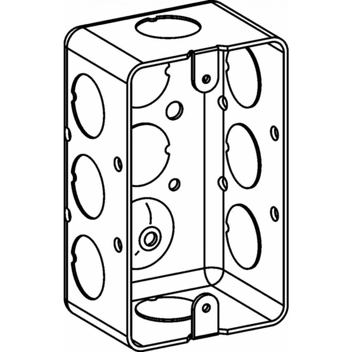electrical junction box Schaltplang