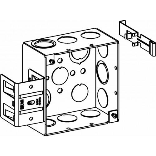 metal electrical switch box