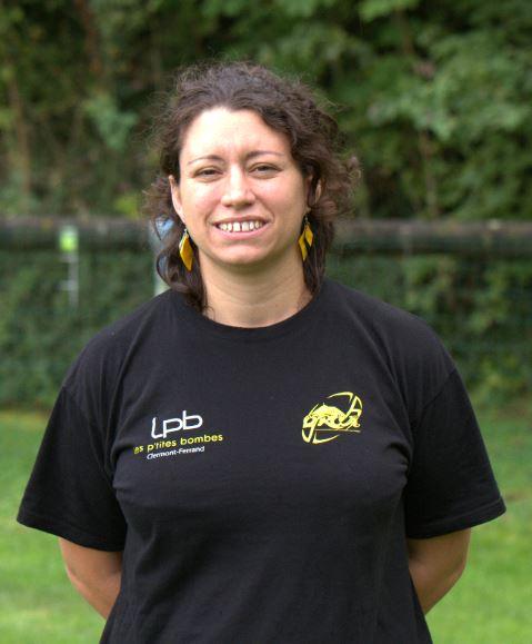 Mélissa Lamour - dirigeante bénévole