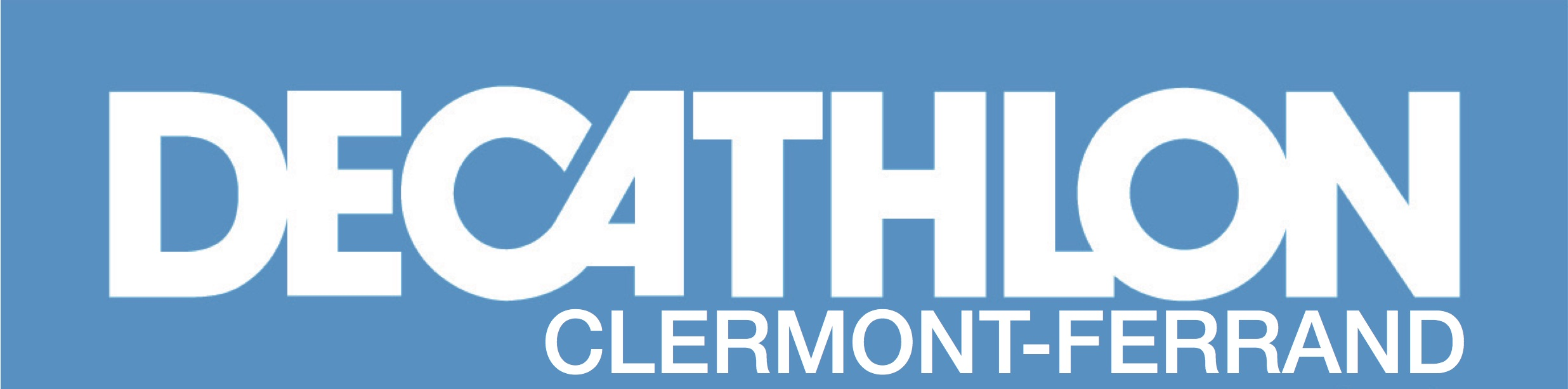 LOGO DECATHLON CLERMONT