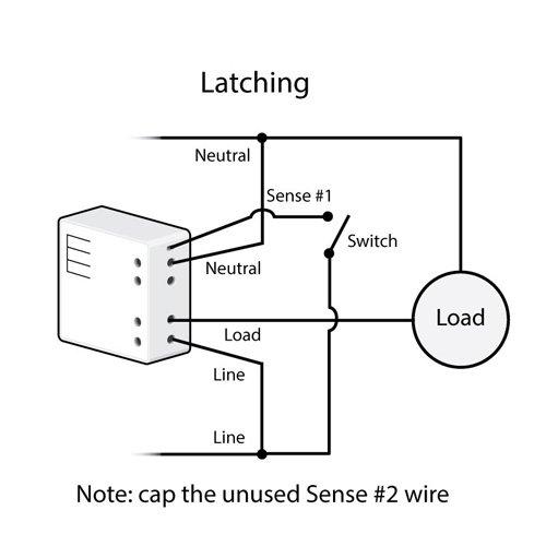 micro switch wiring