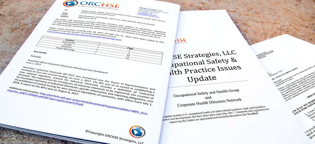 ORC HSE White Paper - sample white paper