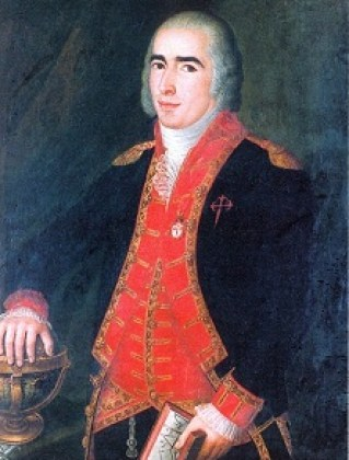Francisco Alsedo y Bustamante
