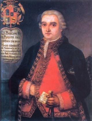 D. Felipe Ruíz Puente y García de la Yedra