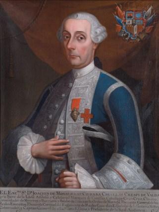 Joaquín de Monserrat, marqués de Cruillas