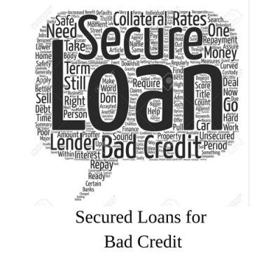 Can you get secured loans for bad credit? Know how to get!
