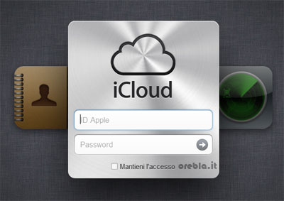 iCloud Login
