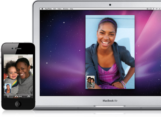 Facetime per Mac