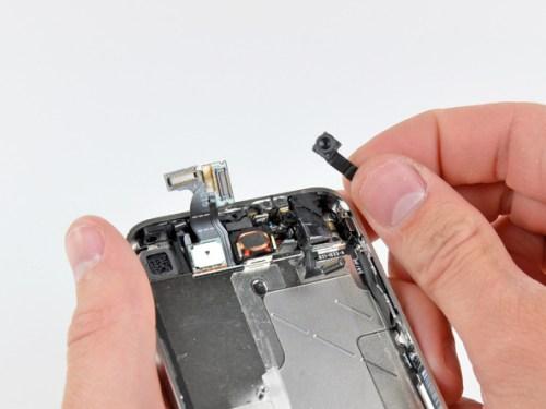 iPhone 4 nero sensore di prossimità