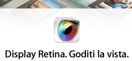 iPad Mini 2 con display retina