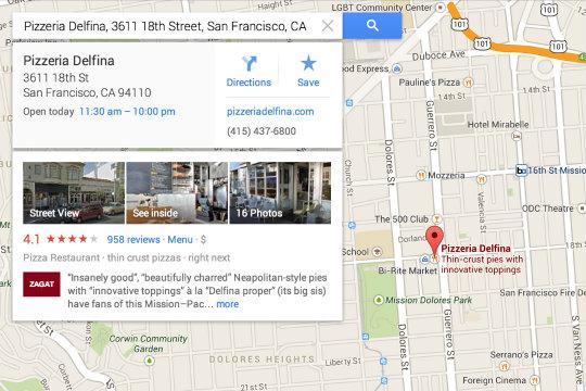 ios google maps aggiornamento