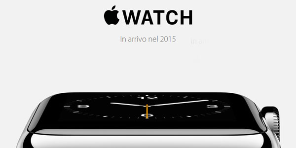 Apple Watch, diamoci un occhiata. Prezzo di vendita e data di uscita in Italia.