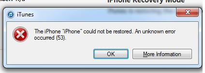 E poi scopri l'Errore 53 sul tuo iPhone! Ma cos'è??