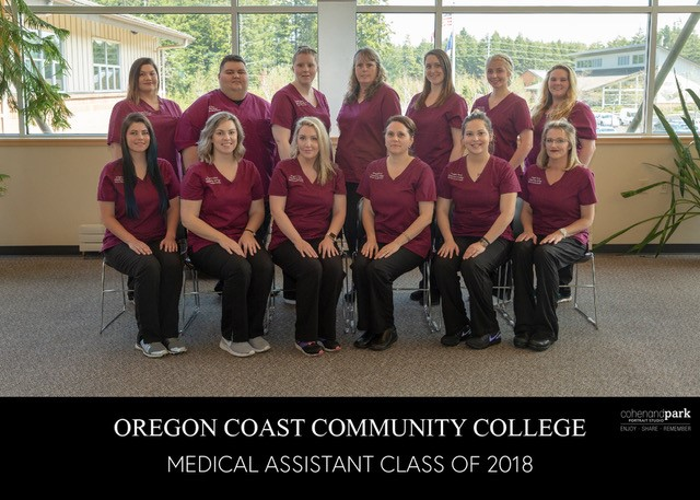 Medical Assisting Certificate - Oregon Coast Community College