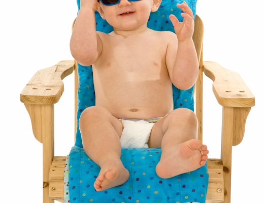 Baby sun protection without harsh chemicals is possible.