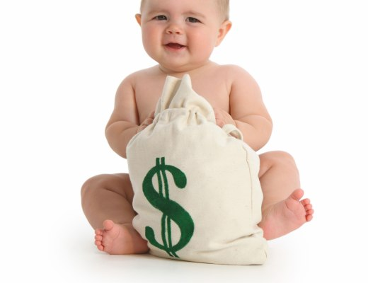 You don't have to break the bank to budget for organic baby bedding.