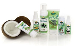 Nature's Paradise Baby Care Line
